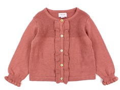 Noa Noa Miniature cardigan withered rose